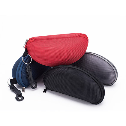 sunglasses case with hook