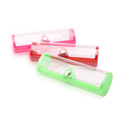 compact reading glasses with case