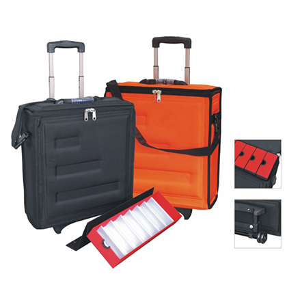 display suitcase