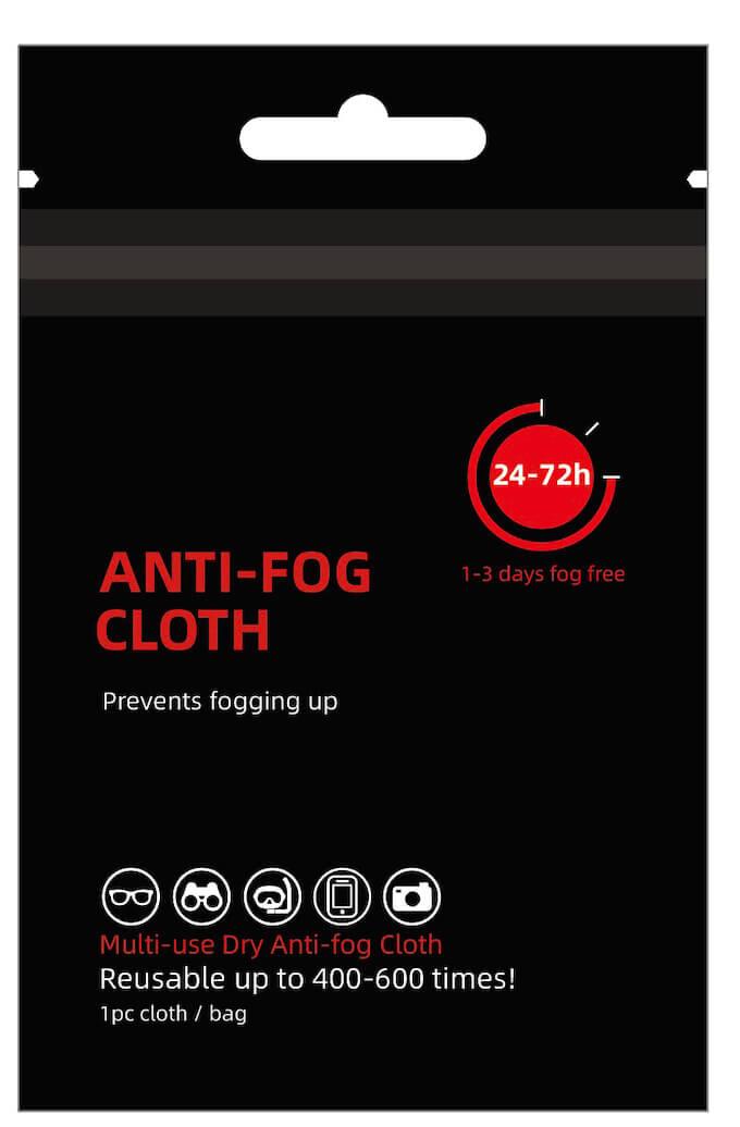 anti fog cloth bag