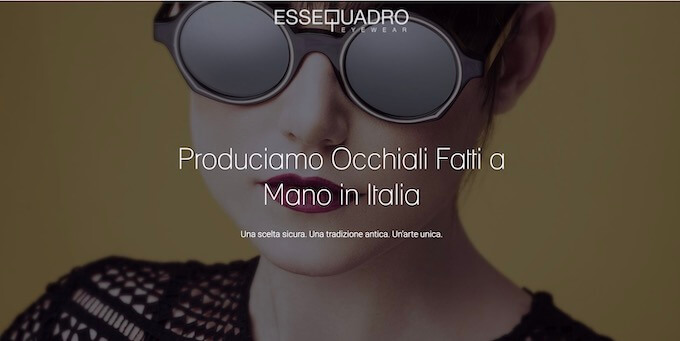 Eyewear Manufacturers in Italy- Essequadro