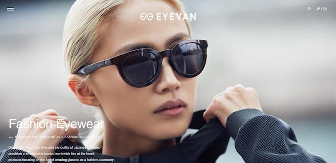 Eyevan- Eyewear Manufacturers In JAPAN